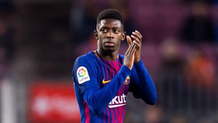 Ousmane Dembélé Net Worth $36 million