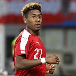 David Alaba Net Worth $20 million