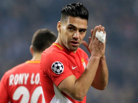 Radamel Falcao Net Worth $70 million
