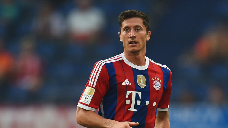 Robert Lewandowski Net Worth $45 million