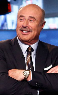 Phil McGraw Net Worth $400 million
