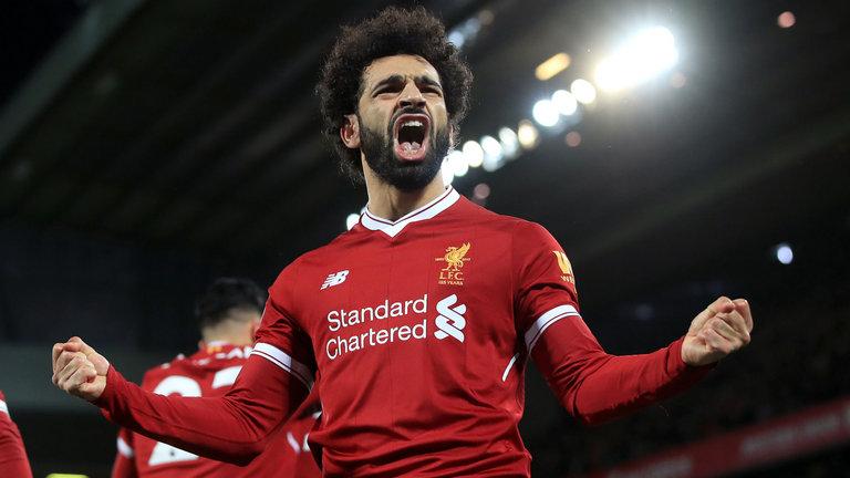 Mohamed Salah Net Worth $13 million