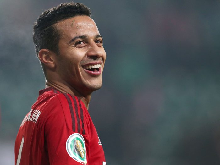Thiago Alcântara Net Worth $34 million