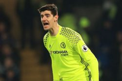 Thibaut Courtois Net Worth $4 million