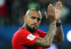 Arturo Vidal Net Worth $16 million