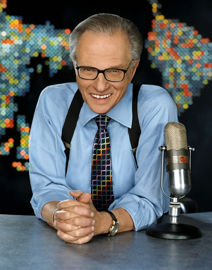 Larry King Net Worth $150 million